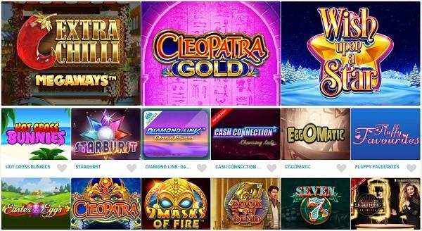 Spin And Win Casino Free Spins Bonus