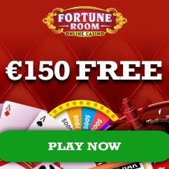 Fortune Room Casino 50 free spins and $300 welcome bonus