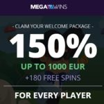 MegaWins.com Bitcoin Casino: free spins, jackpot games, fast payment!
