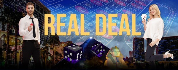 Real Dealers in the casino!