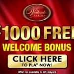 Villento Casino (Microgaming) €1000 free bonus + 50 free spins