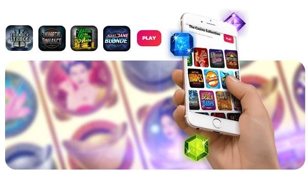 SpinCasino.com free bonus on deposit