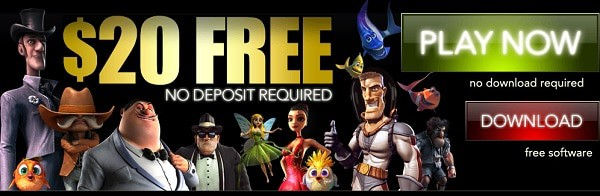 Superior $25 gratis no deposit required