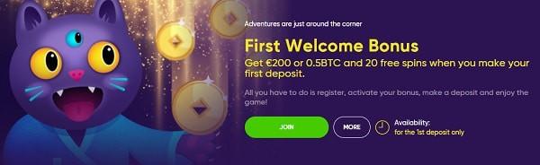 Bao 1st deposit bonus