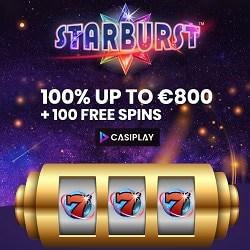 Casiplay Casino [register & login] 100 free spins welcome bonus