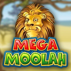 Mega Moolah Progressive Jackpot Slot Review   Microgaming Casino