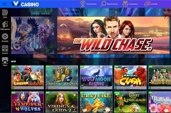 IVI Casino Review PAGE