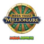 Mega Vault Millionaire progressive jackpot by Mega Moolah