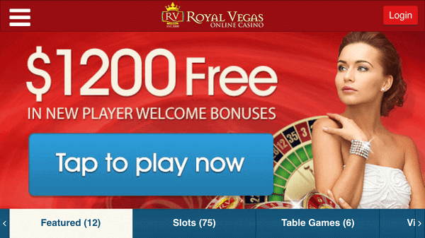$1200 WELCOME bonus