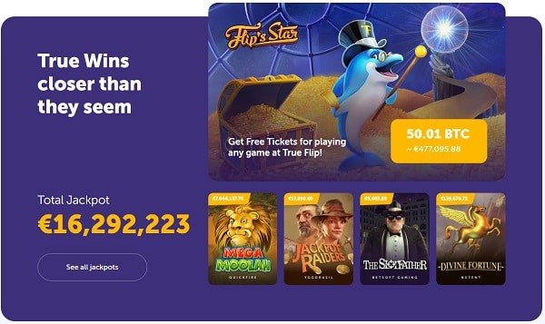 Play progressive slots and win mega jackpots