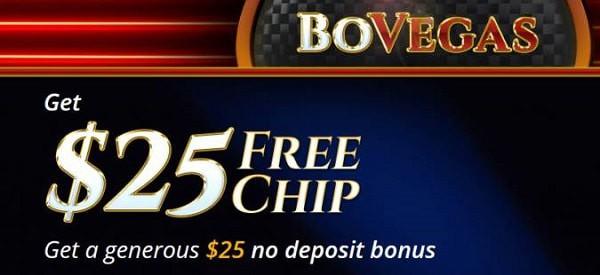 $25 free bonus on registration, no deposit required!