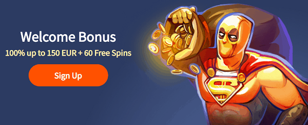 Register Now and Collect Free Spins Bonus!