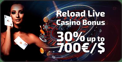 Betchaser Reload Bonus