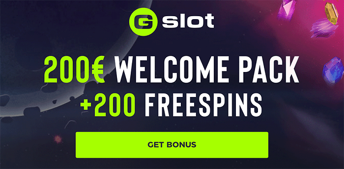 200 free spins welcome bonus