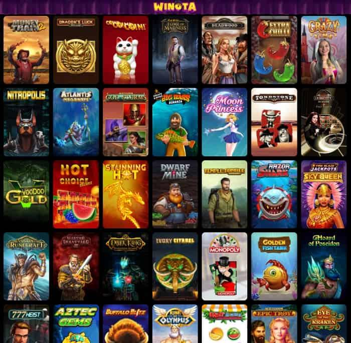 Online Casino Games and Live Dealer