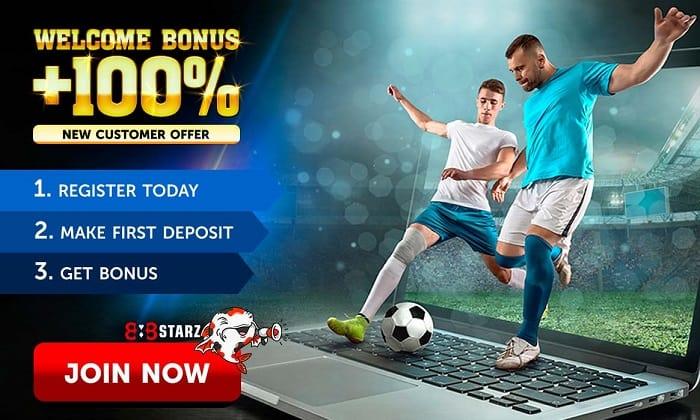 100% Sportsbook Bonus