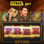 Cyber.bet Casino 10 exclusive free spins no deposit bonus!