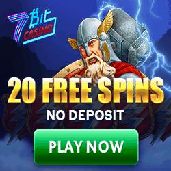 7Bit Casino banner 250 x 250